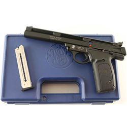 Smith & Wesson 22A .22 LR SN: UAS7807