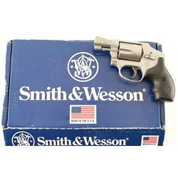 Smith & Wesson 642-2 .38 Spl SN: CRA9752