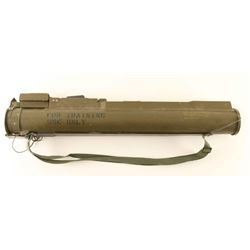 US M72A2 LAW Rocket Launcher. Display/ inert