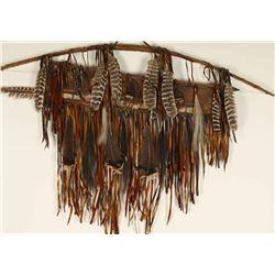 Plains Indian Bow & Quiver