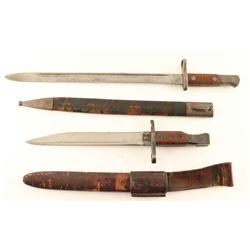 British WWI Ross Rifle Bayonet
