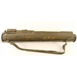 US M72A2 LAW rocket Launcher. Inert/display