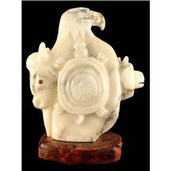 Navajo Alabaster Sculpture