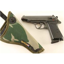 Walther PP .32 ACP SN: 433177