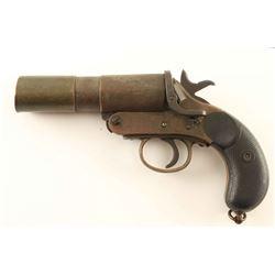 Australian No. 1 MK III* 25mm Flare Pistol