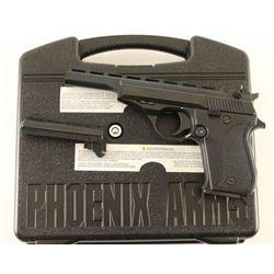 Phoenix Arms HP22 .22 LR SN: 4209176