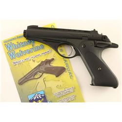 Olympic Arms Whitney Wolverine .22 LR Sn: WW1544