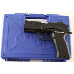 SAR Arms SARK2P 9mm SN: T1102 15C01035