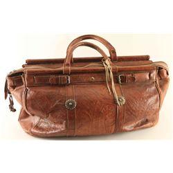 Brown Leather Doctors Bag