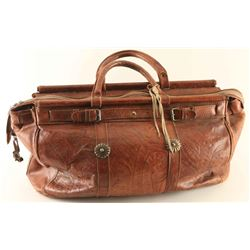 Brown Leather Doctors Bag