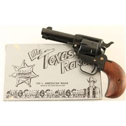 FIE Little Texas Ranger .22 LR SN: TX84176