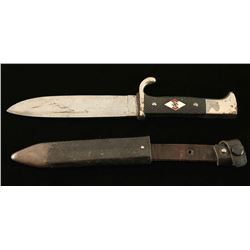 German WWII Hitler Youth Dagger