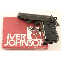 Iver Johnson TP .25 ACP SN: EE11573