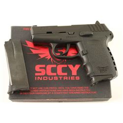 SCCY CPX-2 9mm SN: 091188