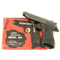 Bernardelli Model 60 .380 ACP SN: 8830