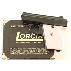 Lorcin L25 .25 Auto SN: 009316