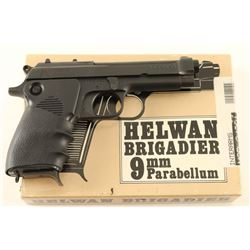 Maadi Helwan 9mm SN: 1063031