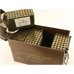Lot of 7.62mm Ball L2A2 Ammo
