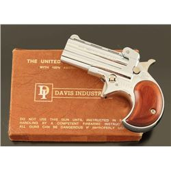 Davis Industries D-22 .22 LR SN: 238509