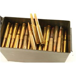 Lot of 50 Caliber Ammo