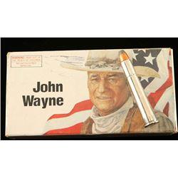 Winchester John Wayne Commemorative Ammo