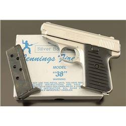 Bryco Arms 38' .380 ACP SN: 1193890