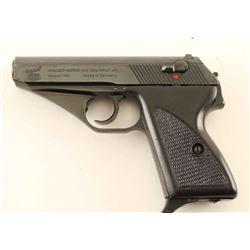 Mauser HSc .380 ACP SN: 01.3680
