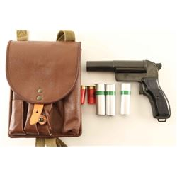 Soviet Era Polish 26.5mm Flare Pistol