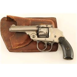 Iver Johnson Safety Automatic Hammerless 32