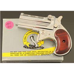 Cobra Ent. CB380 .380 ACP SN: CT039917