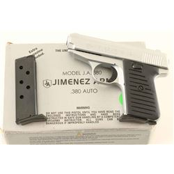 Jimenez J.A. 380 .380 ACP SN: 309860