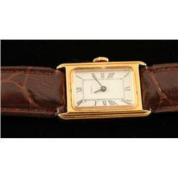 Vintage Timex Tank Watch