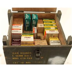 Bonanza Lot of Ammo