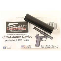 26.5mm Flare Gun Sub-Caliber Device