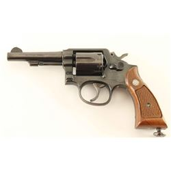 Smith & Wesson 10-7 .38 Spl SN: AAM9130