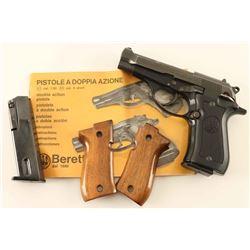 Beretta Model 84 .380 ACP SN: B14242Y