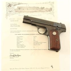 Colt 1903 Pocket Hammerless .32 ACP #554768