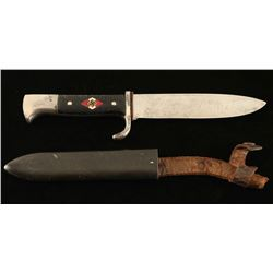 German WWII Hitler Youth Knife