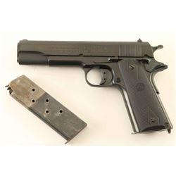 Colt 1911 U.S. Army .45 ACP SN: 1162