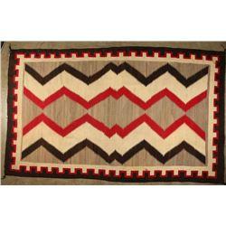 Large Navajo Ganado Rug