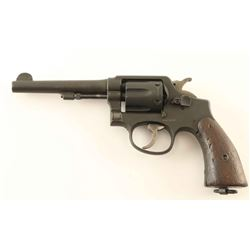 Smith & Wesson British Service Revolver .38