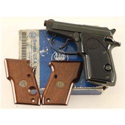 Beretta Model 21A .22 LR SN: BES09481U