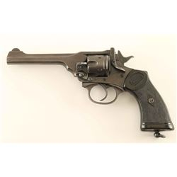 Webley Mark IV .38/200 SN: 85387