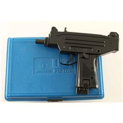 IMI Uzi Pistol 9mm SN: UP02173