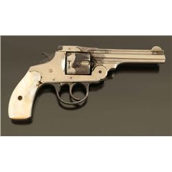 Iver Johnson Safety Hammerless .38 Cal