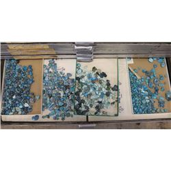 Large lot of Turquoise and Findings