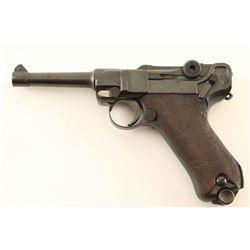 DWM 1915 Dated Luger 9mm SN: 5716d
