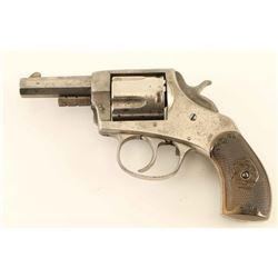 Iver Johnson American Bull Dog .38 CF #8570