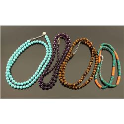 Lot of 4 Necklaces