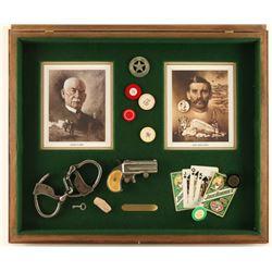 Remington Elliot Derringer .41cal SN 669